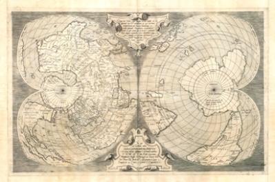 Каталог карт 1570-Lafreri-MappaMundi-mini