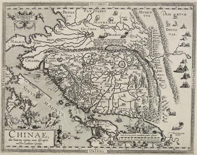 Каталог карт 1584-Ortelius-Antverpen-mini