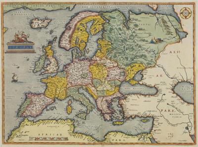 Каталог карт 1584-Ortelius-Europae-mini