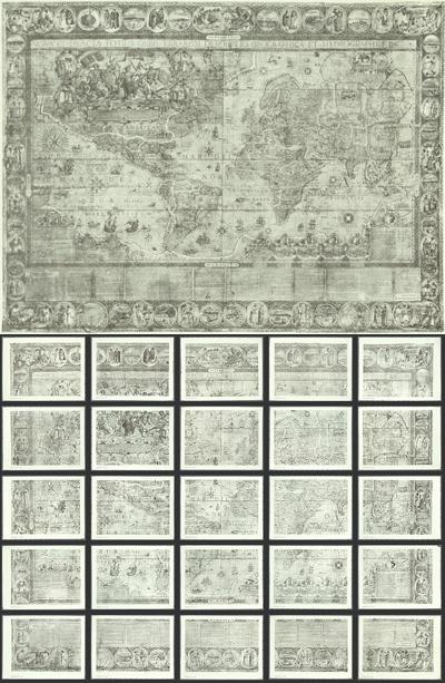 Каталог карт 1608-Jodocus-mini