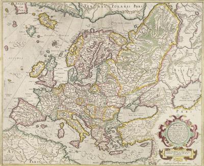 Каталог карт 1628-Merkator-Amsterd-mini