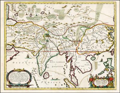 Каталог карт 1667-SilkRoad-mini