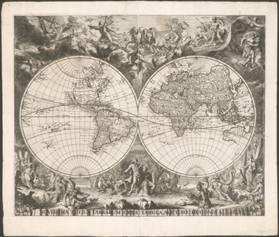 Каталог карт 1685-Allard-mini