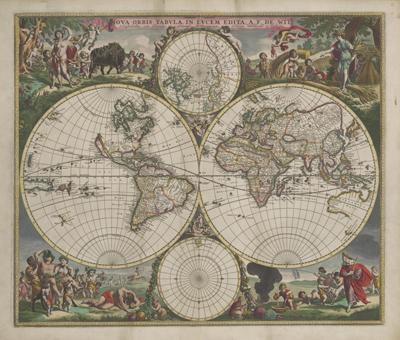Каталог карт 1689-de-Wit-mini