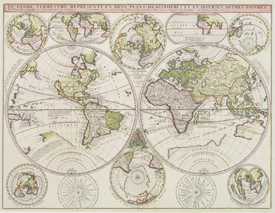 Каталог карт 1690-Coronelli-mini