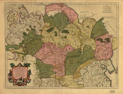 Каталог карт 1706-Tartaria-mini