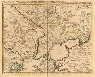 Каталог карт 1742-theatre-de-la-guerre-dans-mini