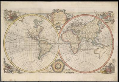 Каталог карт 1750-Bowen-mini
