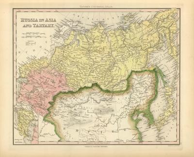Каталог карт 1845-Tartaria-mini
