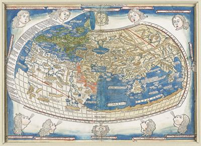 Каталог карт 1482-Ptolemy-Leinhart-mini